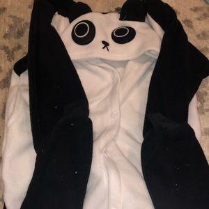 Other - Panda onesie